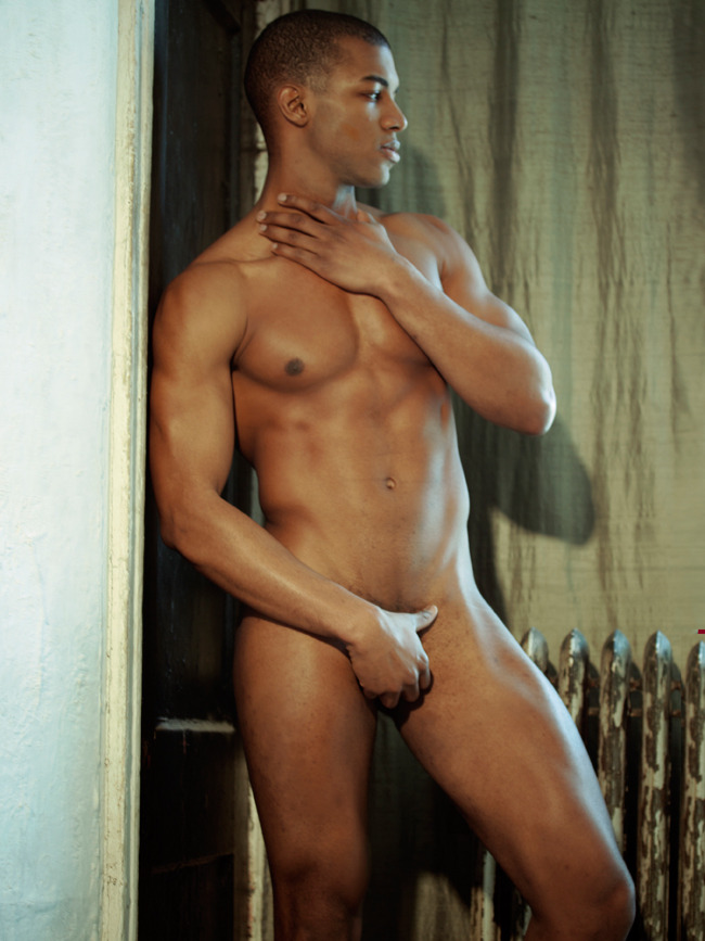 black-boys:  Darius Williams by Joseph Bleu