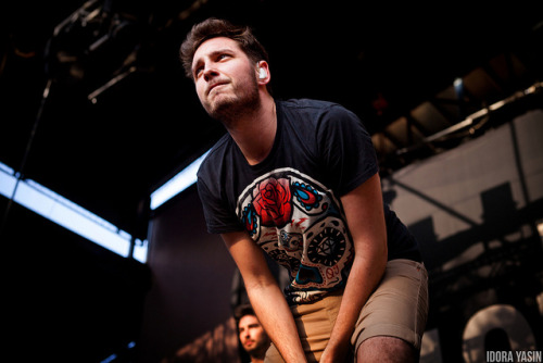 ineedtofindmywaybacktothestart:  Josh Franceschi - You Me At Six by Idora Yasin | Photography on Flickr.