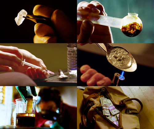 breaking bad + drug paraphernalia