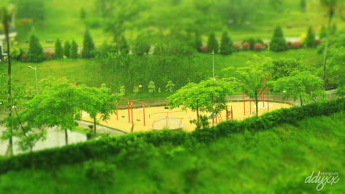 """Playground"" I'm capture this picture on Tidar Hill, Malang."