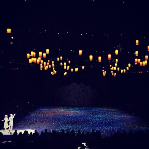 resarose:  Disney On Ice, Tangled 💕
