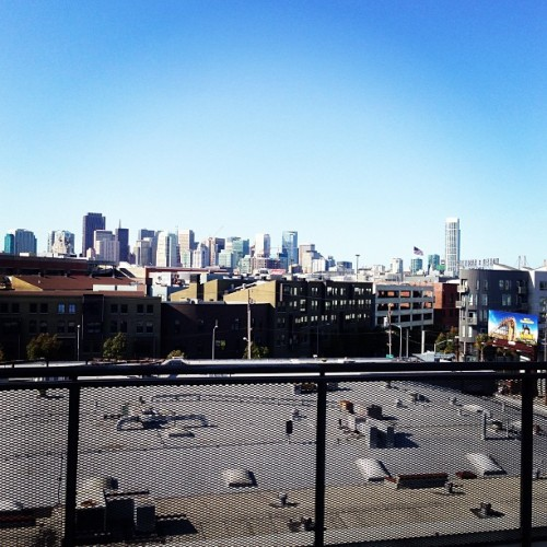 Happy hour (at Jawbone HQ)
