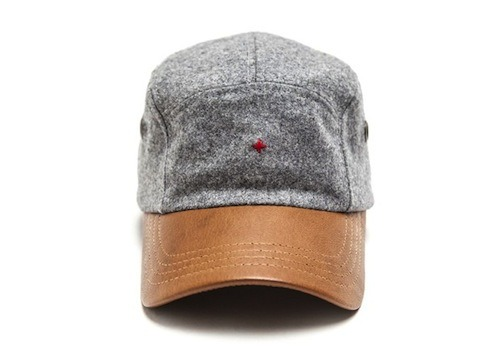 ofakind:  A wool and leather Apolis hat—just in case a Brooklyn Nets one is not your style. —erica