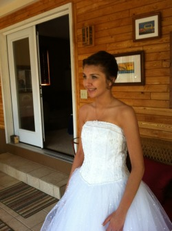 Prom night for my beautiful daughter:)