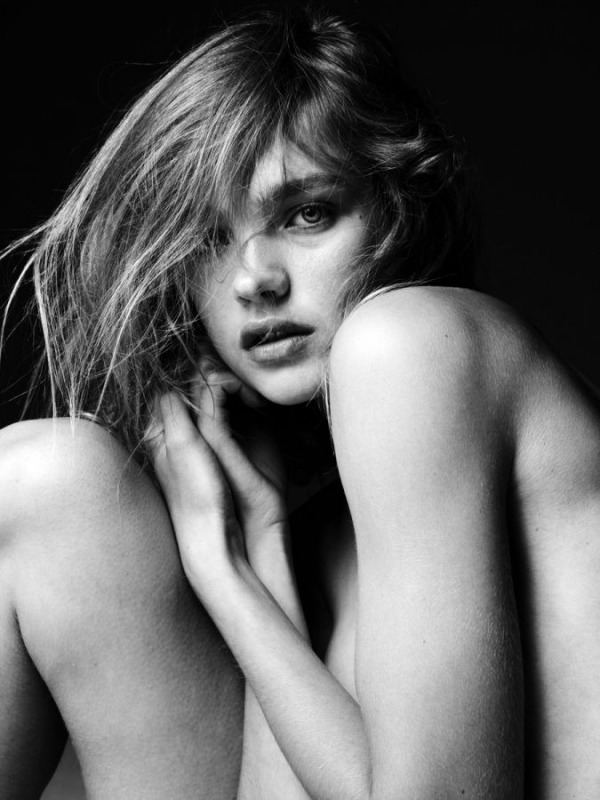 strangelycompelling:  Model - Natalia VodianovaPhotography - Hedi Slimane SC | SC on Facebook