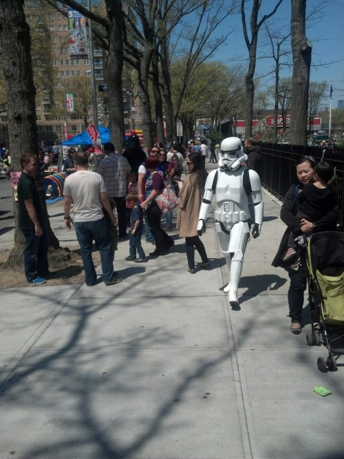 The Empire has finally conquered Park Slope.