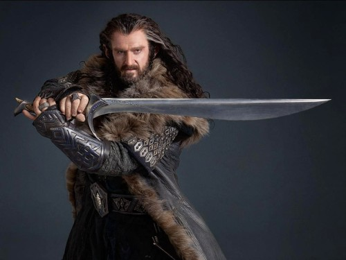 Richard Armitage. Making dwarves sexy again.Or maybe for the first time.