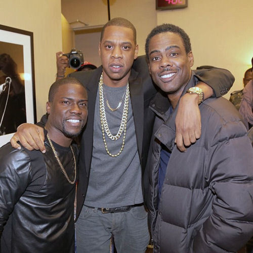 "thetsscrew:  Chris Rock Joins Kevin Hart's ""Real Husbands of Hollywood"" — You might want to start watching Kevin Hart's Real Husbands of Hollywood next season because according to reports, Chris Rock has joined the second season of the BET reality parody […]"