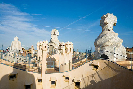 Antoni Gaudí | La Pedrera (Mila House) | 1906-1910 | Image and original data provided by Shmuel Magal, Sites and Photos; sites-and-photos.com  The ARTstor Travel Awards are back and they are now open to undergraduate students! This year the theme is cities: their histories and development, their depictions in art and documentation, their architecture, their ruins, their governments, their peoples, their myths.  Create an ARTstor image group or groups and a single essay of 500 words or less that creatively introduces us to a city or cities we did not know or reveals an intriguing aspect of the cities we do know. Five winners— college and graduate students, scholars, curators, educators, and librarians in any field—will receive $1,500 each to help support travel-related educational and scholarly activities. Winning essays and other selected submissions will be published on the ARTstor Blog, ARTstor website, and via our social media channels. Deadline: Friday, May 17. http://artstor.wordpress.com/2013/04/17/artstor-travel-awards-2013-cities/