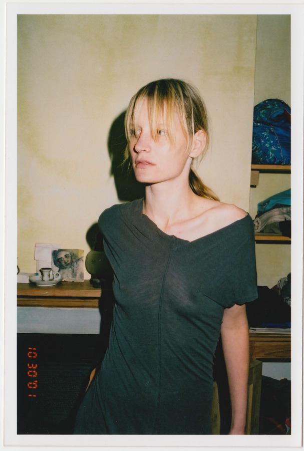 Unpublished, Outtakes and Polaroids: Kirsten Owen