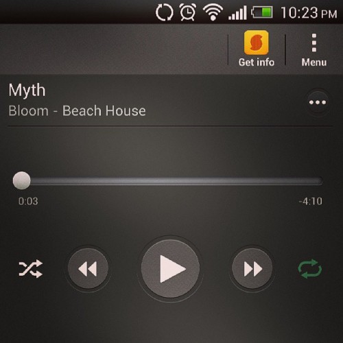 #BeachHouse #Myth #Bloom