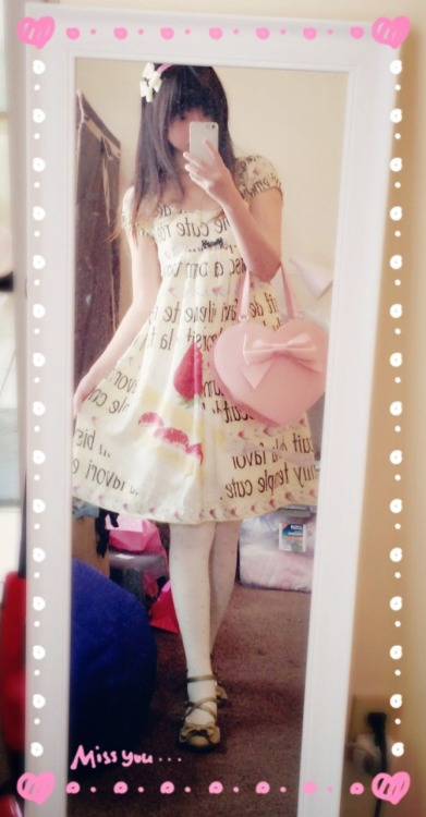 Today's outfit!Love ETC~New Queen Bee Shoes:)