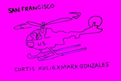 http://www.youtube.com/watch?v=g2eqxlq1gxs Curtis Kulig x Mark Gonzales new video