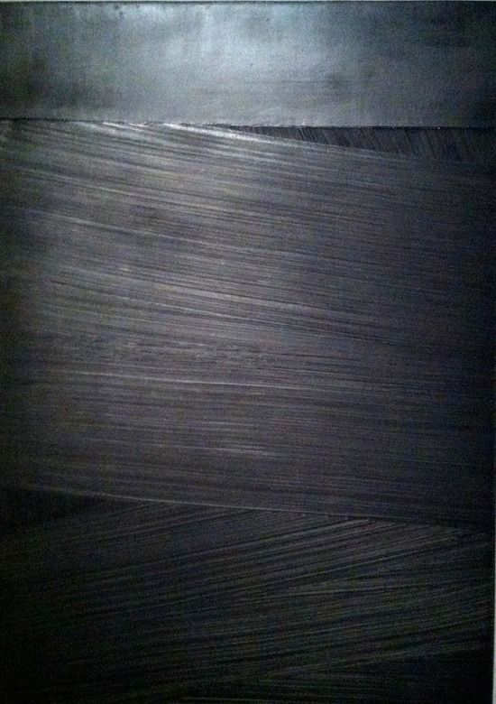 blue-voids:  Pierre Soulages