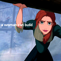 A woman can preach, a woman can work, a woman can fight. A woman can build, can rule, can conquer, can destroy just as much as a man can.