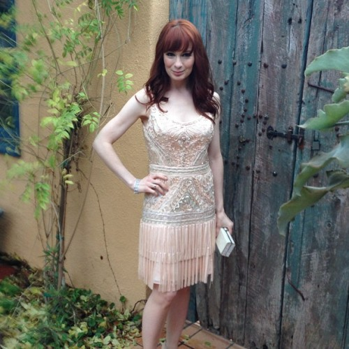 thisfeliciaday:  Producers Guild Awards tonight!!! Guild is nominated, wish me luck!!!  whoooo!