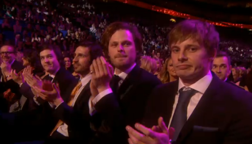 colin-bradley:  What Bradley thinks about Downton winning XD