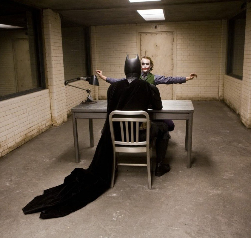 bohemea:  suicideblonde:  The Dark Knight  That cape is draped magnificently!