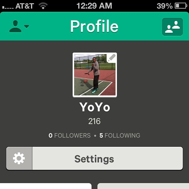 Follow me on here just made one