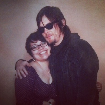 Me & my love, Norman Reedus