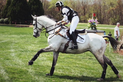 the-lime-equine:  Sinead Halpin and Two is Better Than One. The Fork Horse Trials. 4.5.14.