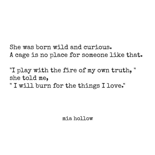 miahollow:A Letter to my Daughter #30 by Mia Hollow