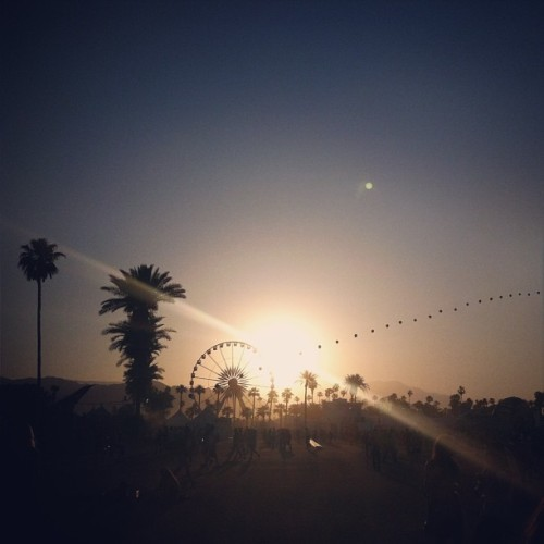 bye coachella (at Coachella Valley Music and Arts Festival)