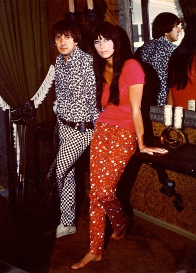 theswinginsixties:  Sonny and Cher