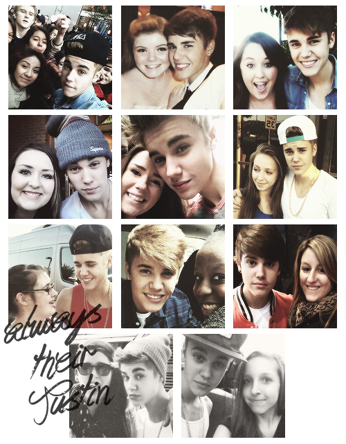 —At the end of the day I'm always gonna be their Justin.