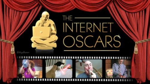 The Internet Oscars [Click to see all this year's winners] Welcome to the Internet Oscars! This is where we take the same categories the Oscars use to judge films and apply them to all the dumb Internet videos that have come out in the past 12 months.