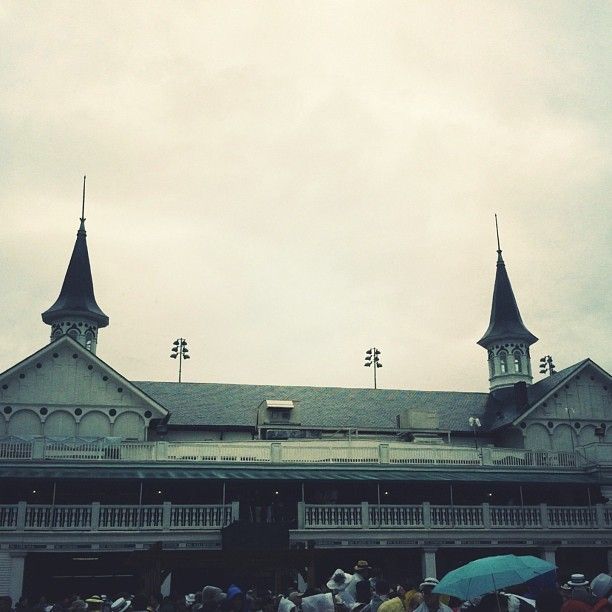 The First Saturday in May (03) // #kentuckyderby #kyderby #twinspires (at Churchill Downs)