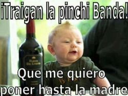 yvette729:  Yo tambien! Haha but that should be a Buchanan bottle ❤😉