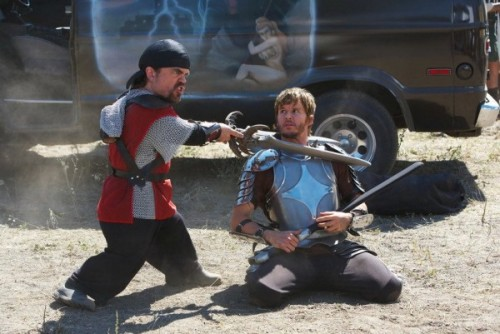 albotas:  'Knights Of Badassdom' [TRAILER] LARPing, Peter Dinklage, Summer Glau, and Dani Pudi. You officially have no reason not to want to see this.   This looks awesome.