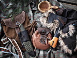 ewigwinter:  Bushcraft Stuff by battel