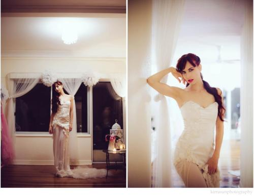 Mea Culpa for Begitta's Bridal Couture Launch by Kirra Sun Photography