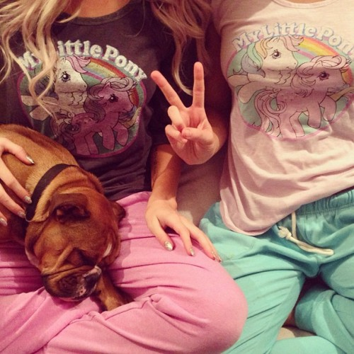 My best friend and I need these, best sleepover outfits ever.