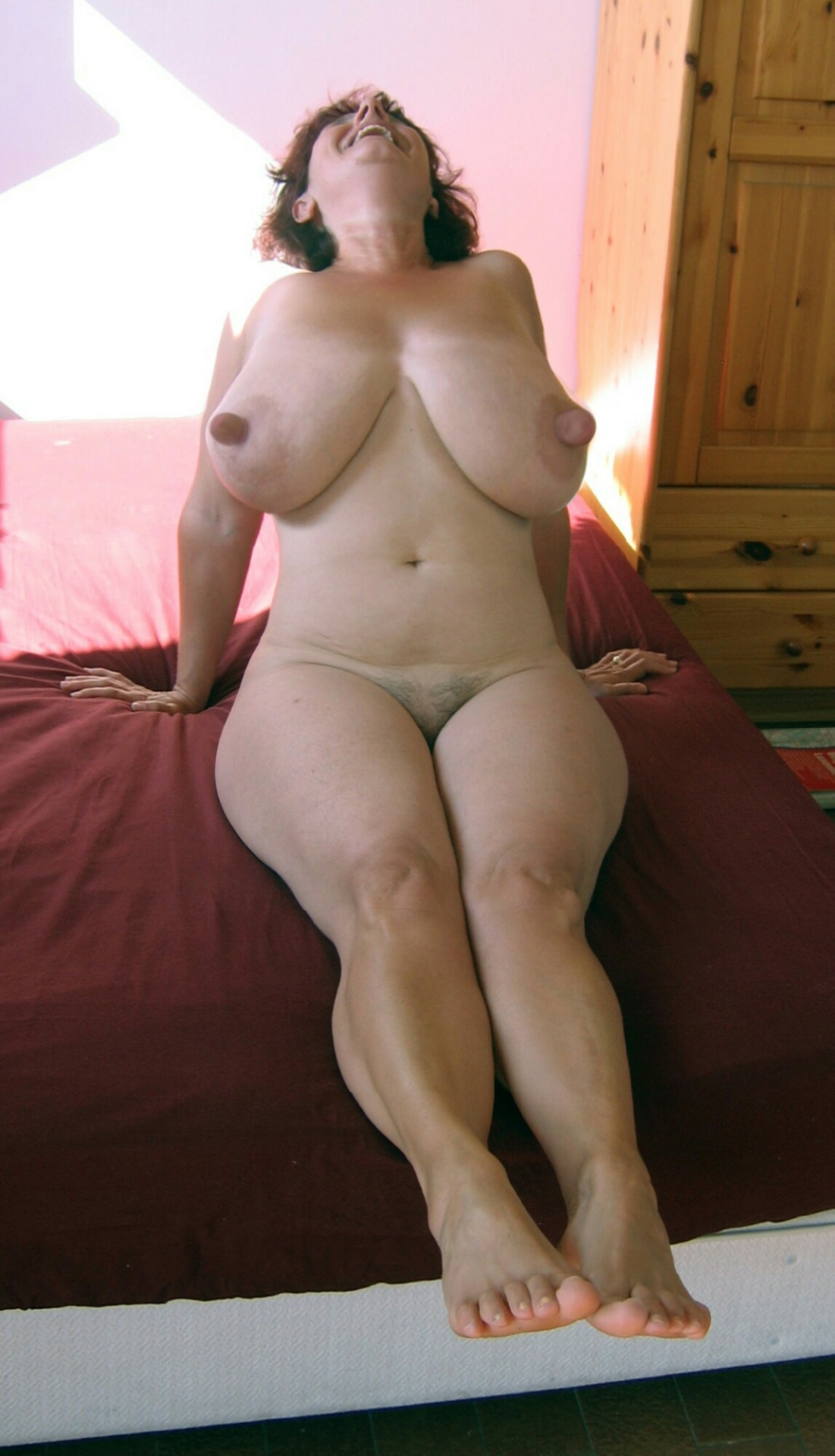 Saggy tits belly horny matures hairy