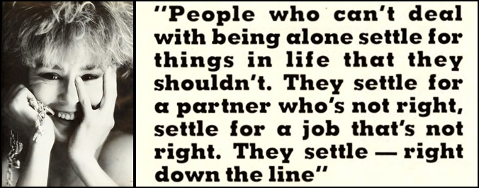 I totally agree & love thisss»> Jessica Lange