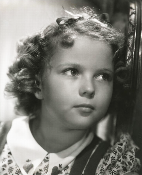 Shirley Temple, 1938.