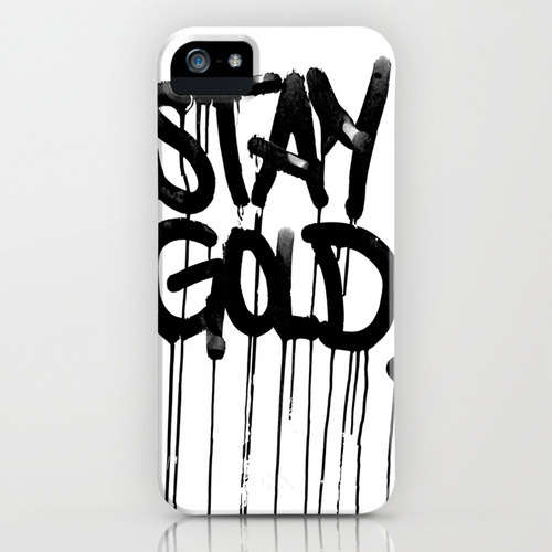 Designersgotoheaven.com - Stay Gold by Itsaliving.