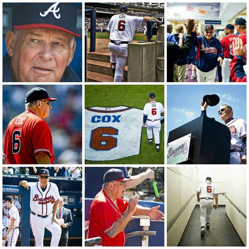 Happy 72nd birthday to Braves legend, Bobby Cox!