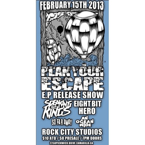Tonight!! Rock City in Camarillo. Lets do this, I know you Camarillo kids are ready. @stkofficial #stk #speakingthekings