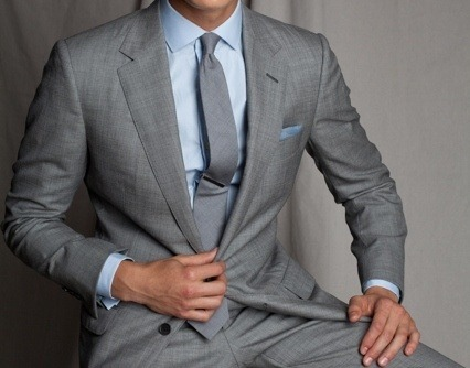 always reblog men in suits. always. <3