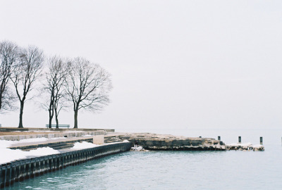 Chicago lakeside by Dottie B. on Flickr.