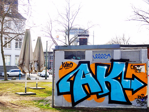 AK,  Frankfurt am Main, Gallus, 2013