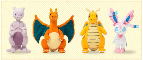 makomaragi:  oH MY GOD LOOK AT THESE MOVIE PROMOTION PLUSHES