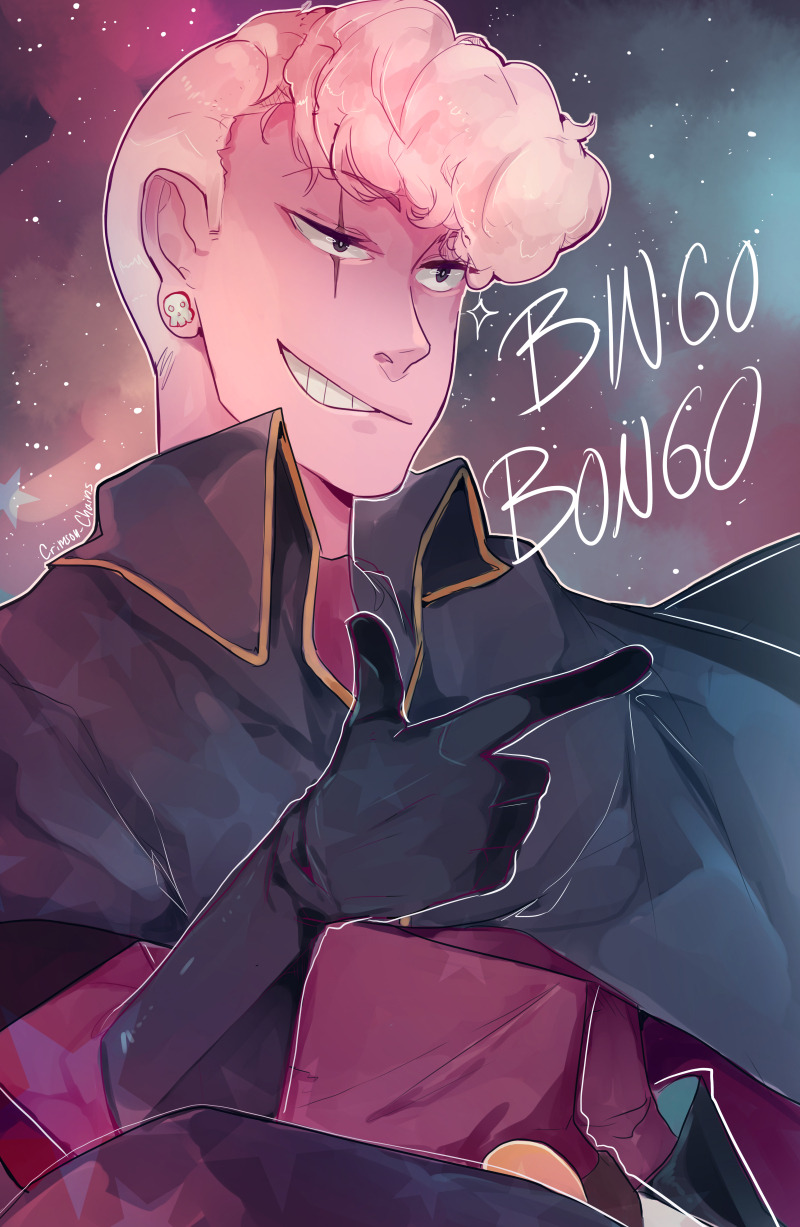 BINGO BONGO SU IS SLAYING ME AGAIN!!! Space rebel Lars is SO GOOD