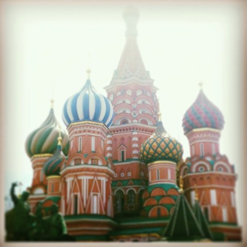 Pretty Moscow! / on Instagram http://bit.ly/13JZmIi