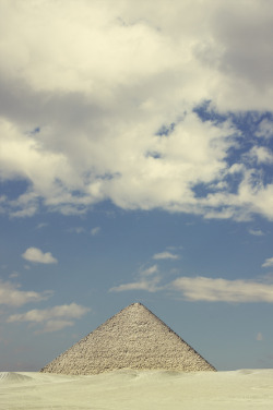 eslamelshatby:  The Red Pyramid