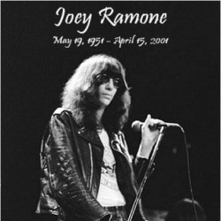 Gabba! Gabba! Hey! Happy bornday to us! #joeyramone